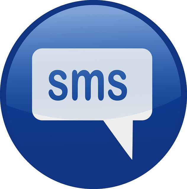 שליחת SMS לרשימת תפוצה